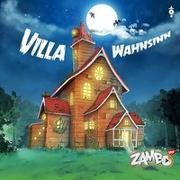 Cover-Bild zu Villa Wahnsinn von Gabathuler, Alice