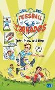 Cover-Bild zu THiLO: Die Fußball-Tornados - Spiel, Platz und Sieg!