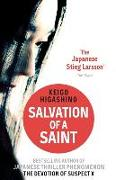 Cover-Bild zu Salvation of a Saint von Higashino, Keigo