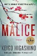 Cover-Bild zu Malice: A Mystery von Higashino, Keigo