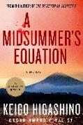 Cover-Bild zu MIDSUMMERS EQUATION von Higashino, Keigo