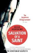 Cover-Bild zu Salvation of a Saint (eBook) von Higashino, Keigo