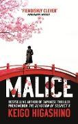 Cover-Bild zu Malice (eBook) von Higashino, Keigo