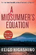 Cover-Bild zu A Midsummer's Equation von Higashino, Keigo