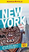 Cover-Bild zu MARCO POLO Reiseführer New York von Chevron, Doris