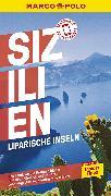 Cover-Bild zu MARCO POLO Reiseführer Sizilien, Liparische Inseln von Bausenhardt, Hans