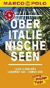 Cover-Bild zu Oberitalienische Seen, Lago Maggiore, Luganer See, Comer See von Steiner, Jürg