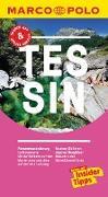 Cover-Bild zu MARCO POLO Reiseführer Tessin (eBook) von Steiner, Jürg