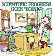 Cover-Bild zu Watterson, Bill: Scientific Progress Goes Boink