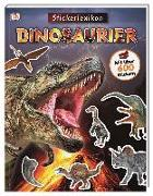 Cover-Bild zu Sticker-Lexikon. Dinosaurier von Sixt, Eva (Übers.)