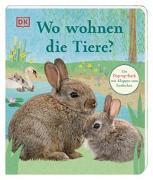 Cover-Bild zu Wo wohnen die Tiere? von Sixt, Eva (Übers.)