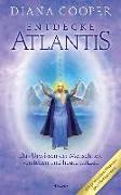 Cover-Bild zu Entdecke Atlantis von Cooper, Diana