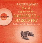 Cover-Bild zu Der nie abgeschickte Liebesbrief an Harold Fry von Joyce, Rachel