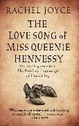 Cover-Bild zu The Love Song of Miss Queenie Hennessy von Joyce, Rachel