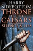 Cover-Bild zu Silence & Lies (A Short Story): A Throne of the Caesars Story (eBook) von Sidebottom, Harry