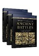 Cover-Bild zu The Encyclopedia of Ancient Battles von Whitby, Michael