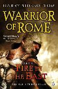 Cover-Bild zu Warrior of Rome I: Fire in the East (eBook) von Sidebottom, Harry