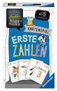 Cover-Bild zu Siegmund, Sybille: Ravensburger 80658 - Lernen Lachen Selbermachen: Erste Zahlen, Lernspiel ab 5 Jahren, Kinderspiel für 2-4 Spieler, Kartenspiel