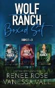 Cover-Bild zu Wolf Ranch Books 1-3 (eBook) von Rose, Renee