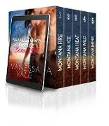 Cover-Bild zu Small Town Romance Boxed Set: Books 1 - 5 (eBook) von Vale, Vanessa