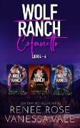 Cover-Bild zu Wolf Ranch Cofanetto: Libri 4 - 6 (Il Ranch dei Wolf) (eBook) von Rose, Renee