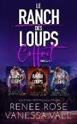 Cover-Bild zu Le Ranch des Loups Coffret, Tomes 4-6 (eBook) von Rose, Renee