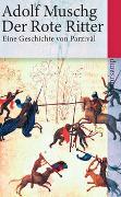 Cover-Bild zu Der Rote Ritter von Muschg, Adolf