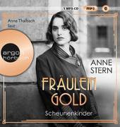 Cover-Bild zu Fräulein Gold. Scheunenkinder von Stern, Anne