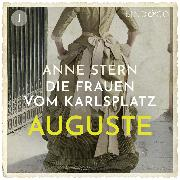 Cover-Bild zu Auguste (Audio Download) von Stern, Anne