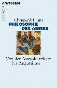 Cover-Bild zu Philosophie der Antike von Horn, Christoph