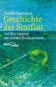 Cover-Bild zu Geschichte der Sintflut von Haarmann, Harald