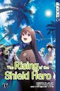 Cover-Bild zu Aneko, Yusagi: The Rising of the Shield Hero 16