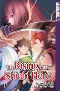 Cover-Bild zu Aneko, Yusagi: The Rising of the Shield Hero 10