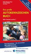 Cover-Bild zu Der große Autokennzeichen Buch