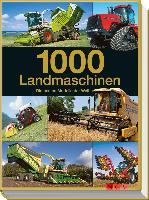 Cover-Bild zu 1000 Landmaschinen von Dörflinger, Michael
