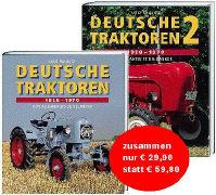 Cover-Bild zu Deutsche Traktoren von Paulitz, Udo