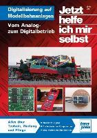Cover-Bild zu Digitalisierung auf Modellbahnanlagen von Lieb, Ulrich