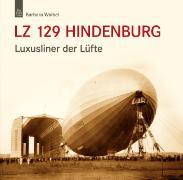 Cover-Bild zu LZ 129 Hindenburg von Waibel, Barbara
