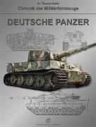 Cover-Bild zu Chronik der Militärfahrzeuge - Deutsche Panzer