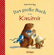Cover-Bild zu Das große Buch von Kasimir von Klinting, Lars