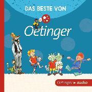 Cover-Bild zu Das Beste von Oetinger (Audio Download) von Nöstlinger, Christine