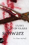 Cover-Bild zu Schwarz von Soininvaara, Taavi