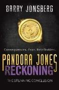 Cover-Bild zu Pandora Jones (eBook) von Jonsberg, Barry