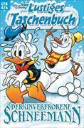 Cover-Bild zu Lustiges Taschenbuch Nr. 476. Der unverfrorene Schneemann von Disney, Walt