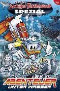 Cover-Bild zu Abenteuer unter Wasser von Disney, Walt