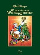 Cover-Bild zu Walt Disneys Wundervolles Weihnachtsfest von Disney, Walt