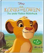 Cover-Bild zu König der Löwen - Vorlesebilderbuch von Disney, Walt