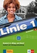 Cover-Bild zu Linie 1 Schweiz A2. Testheft mit Prüfungsvorbereitung und Audio-CD von Karamichali, Ekaterini