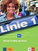 Cover-Bild zu Linie 1 A2.1. Kurs- und Übungsbuch mit DVD-ROM von Dengler, Stefanie