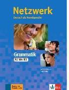 Cover-Bild zu Netzwerk Grammatik A1-B1. Übungsbuch von Dengler, Stefanie
